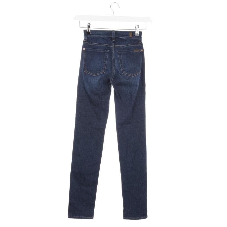 Jeans von 7 for all mankind in Blau Gr. W23 - Rozie