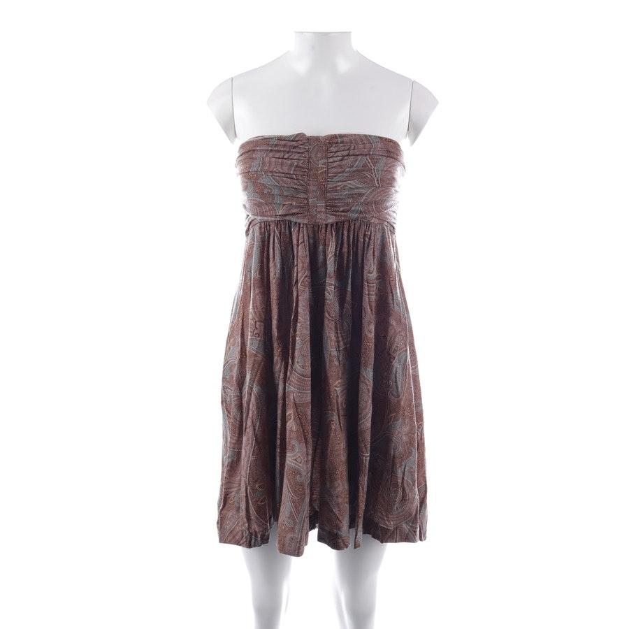 Kleid von Etro in Multicolor Gr. DE 40 IT 46 - Wollanteil