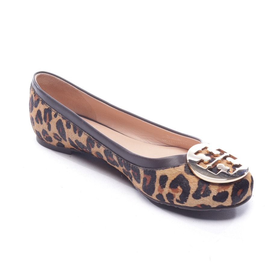 loafers from Tory Burch in beige brown and black size EUR 36,5 US 6 - new