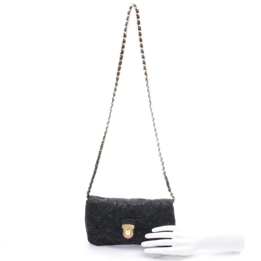 Abendtasche von Prada in Schwarz