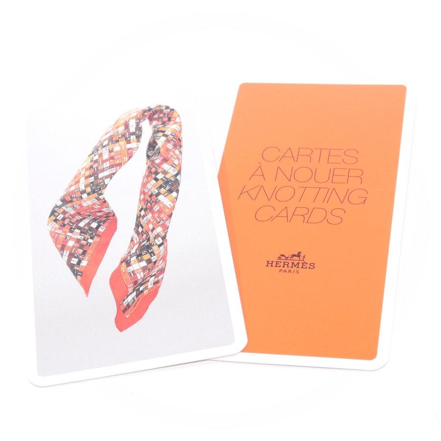 Knotting Cards von Hermès in Multicolor