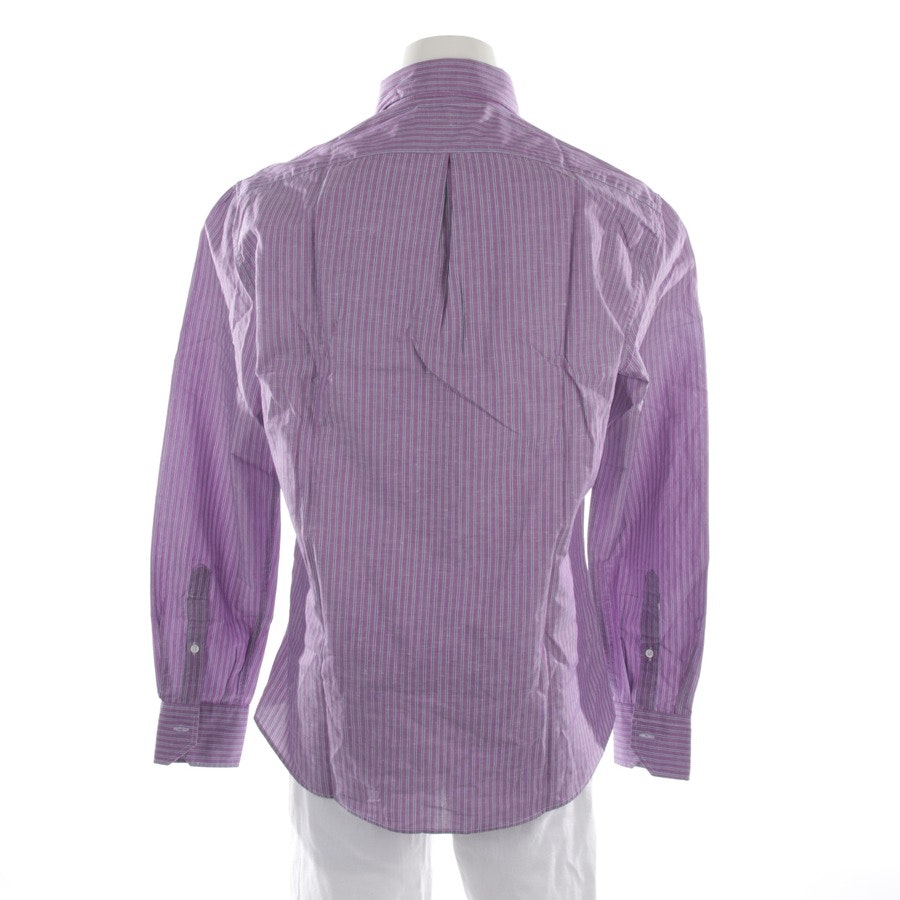 business shirt from Brunello Cucinelli in purple size M