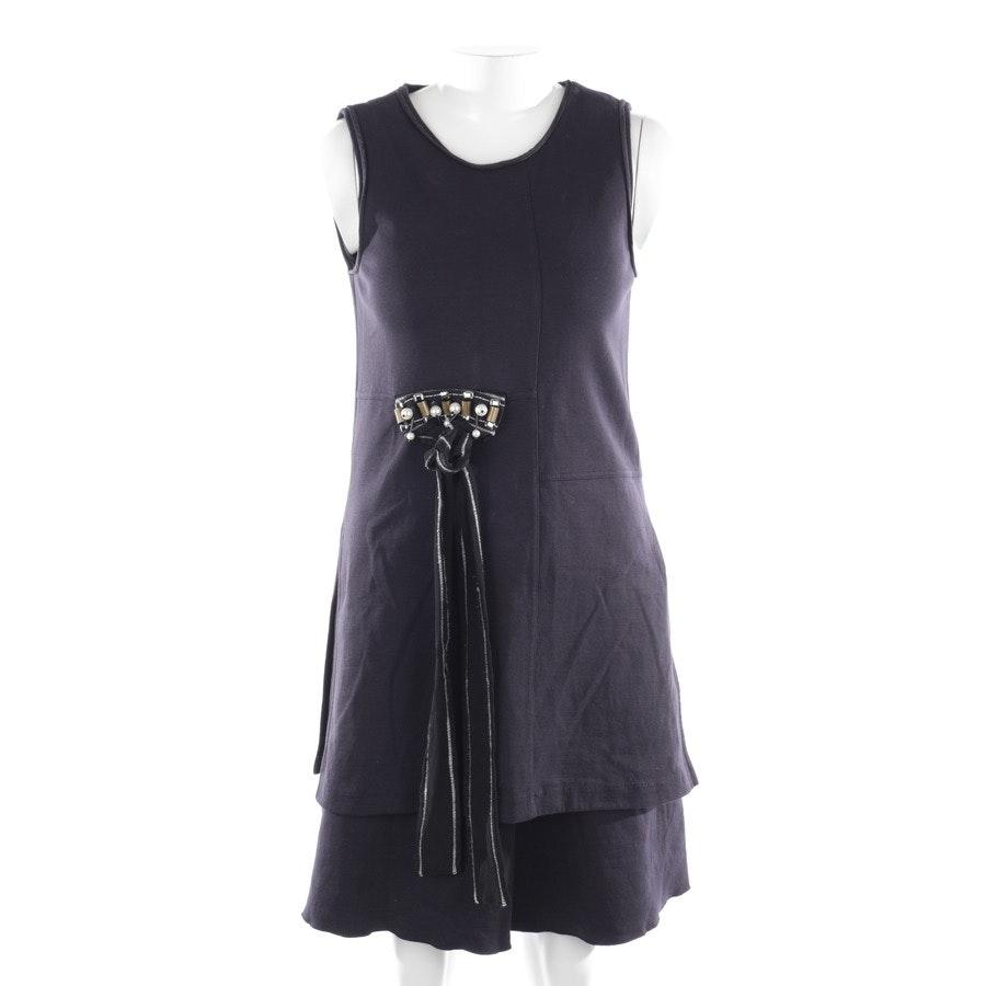 Kleid von Dorothee Schumacher in Marineblau Gr. 36 / 2