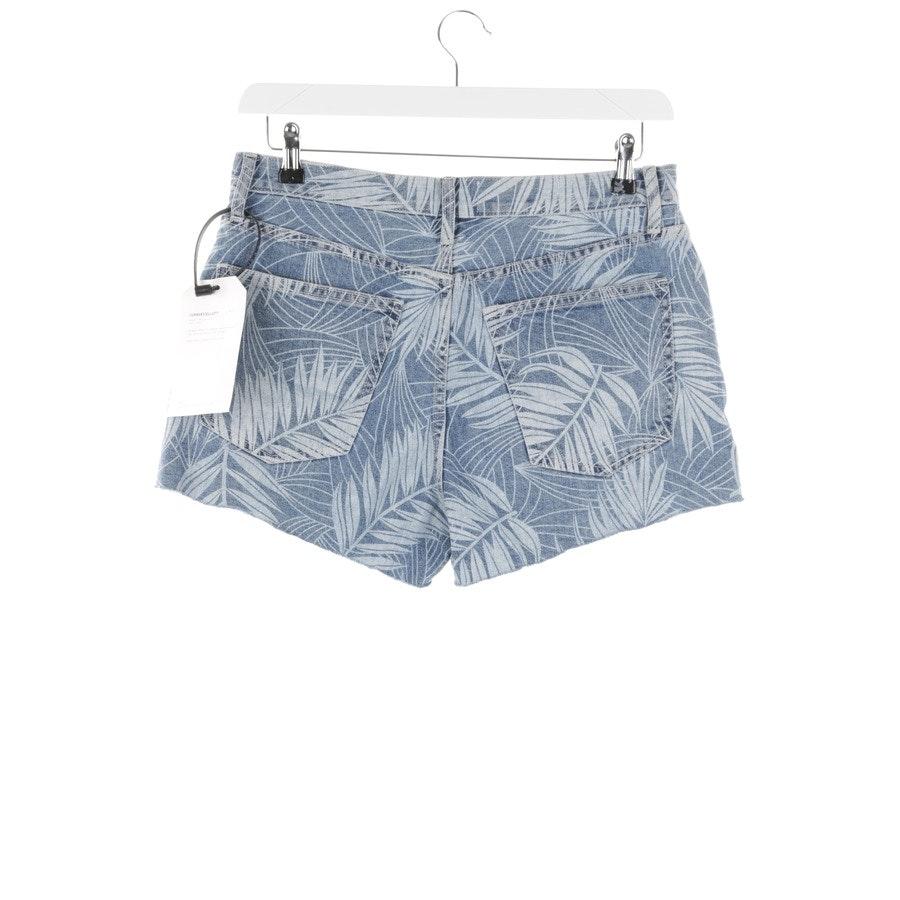 Shorts von Current/Elliott in Blau Gr. W30 - Ultra High Waist Short-Neu
