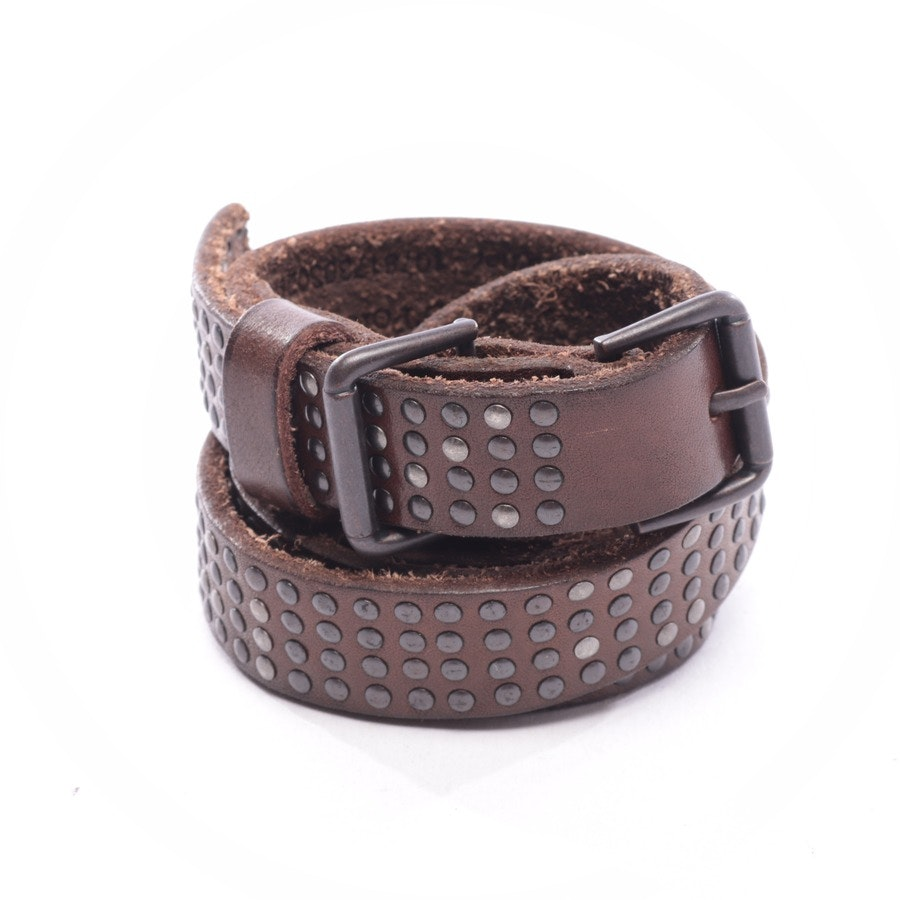 belt from Marc O'Polo in brown size 80 cm