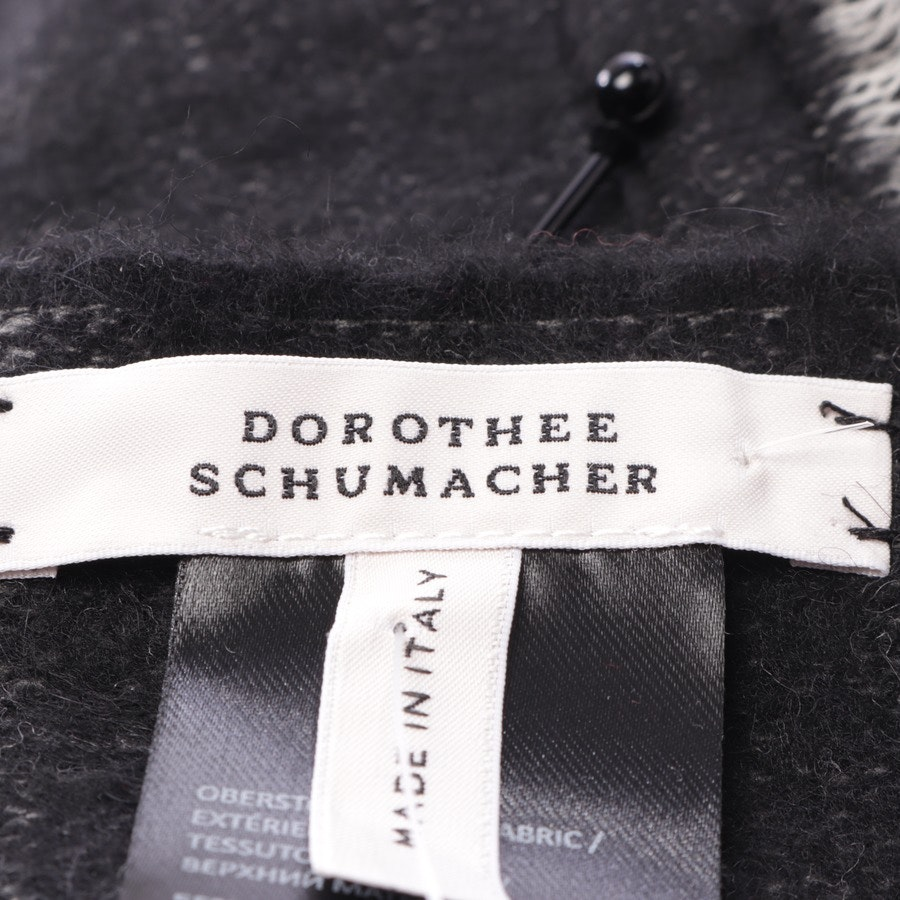 scarf from Dorothee Schumacher in black and white
