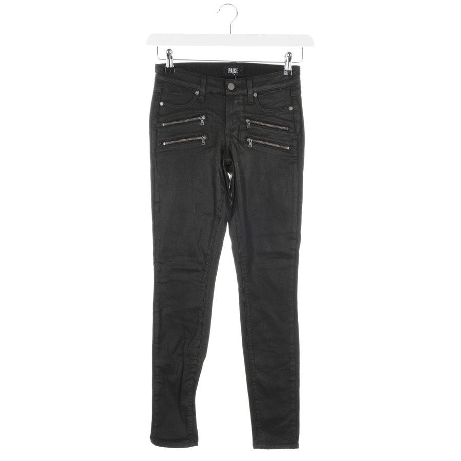 Jeans von Paige in Schwarz Gr. W24 - Edgemont