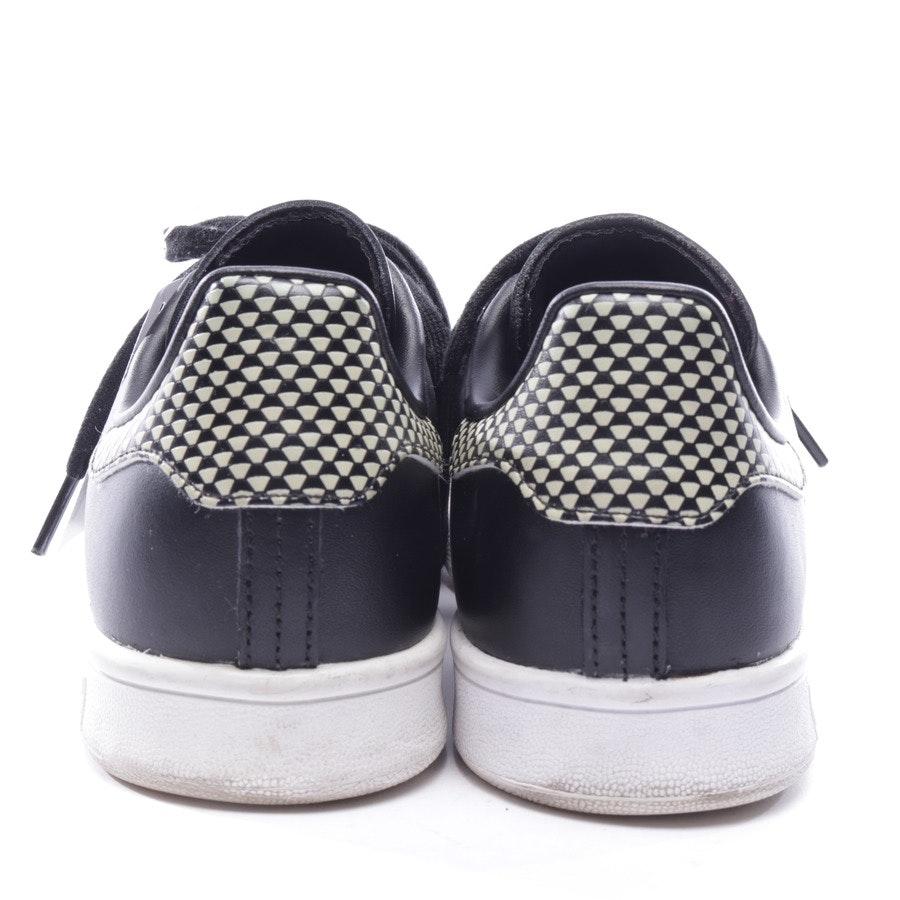 Sneaker von Adidas in Schwarz und Beige Gr. D 38 2/3