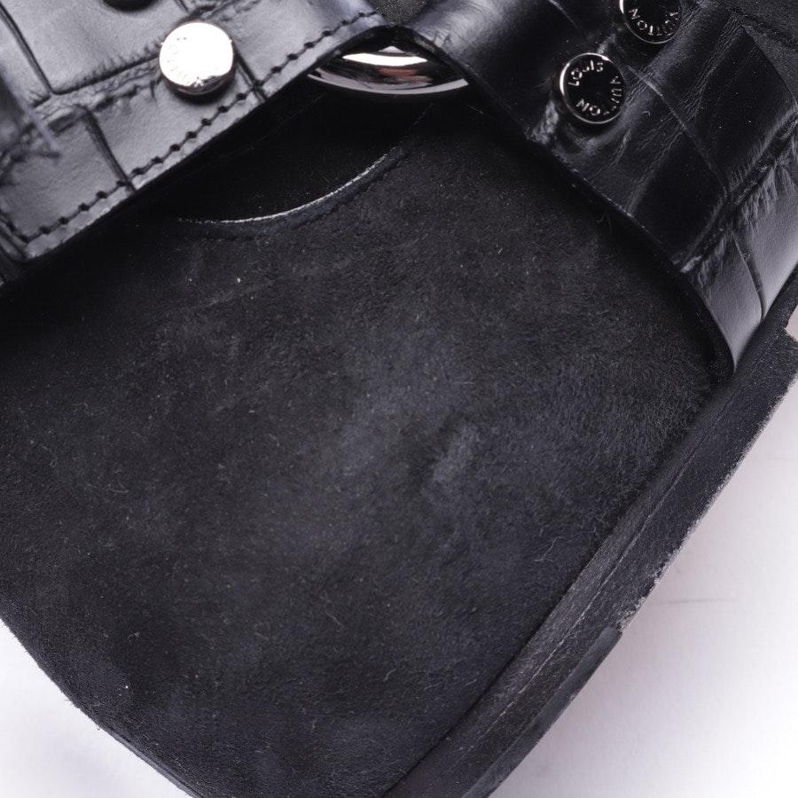 Stiefeletten von Louis Vuitton in Schwarz Gr. EUR 40