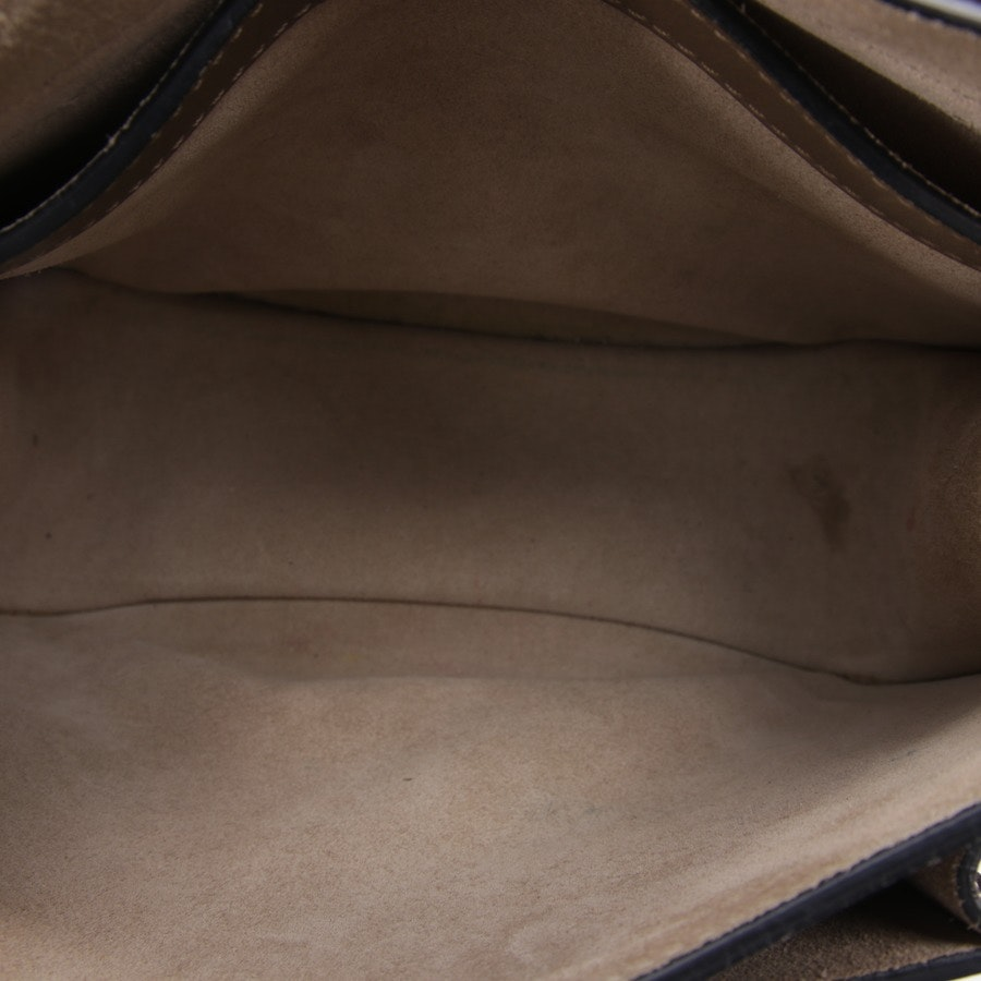 shoulder bag from Chloé in brown - hudson