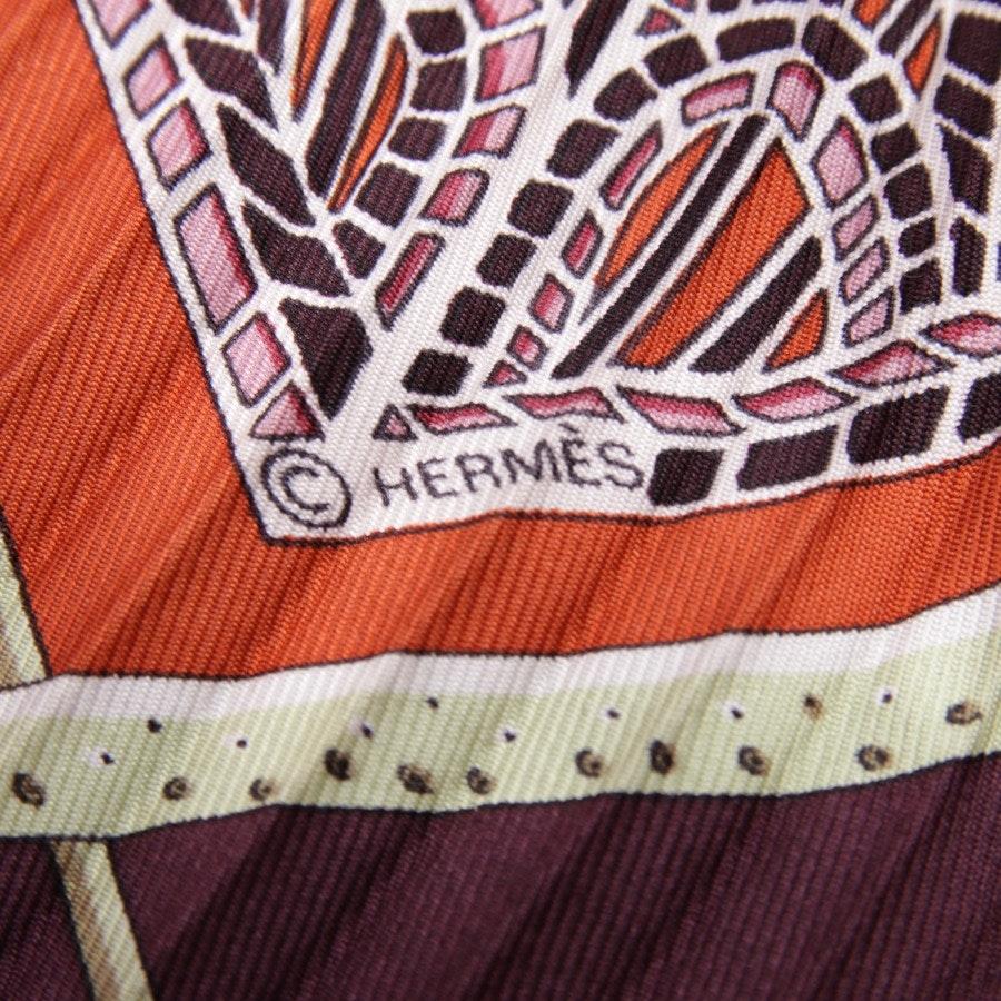 Seidentuch von Hermès in Multicolor