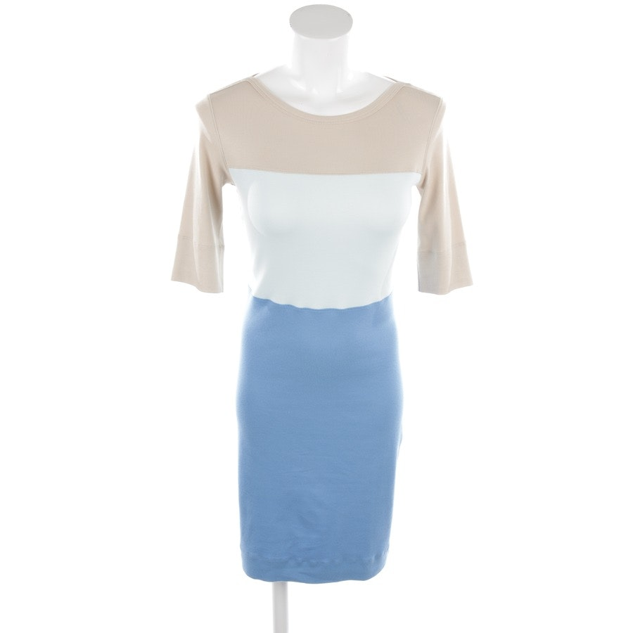 dress from Marc Cain Sports in blue and beige size S