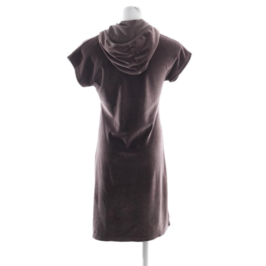 Kleid von Marc O'Polo in Mokkabraun Gr. 36