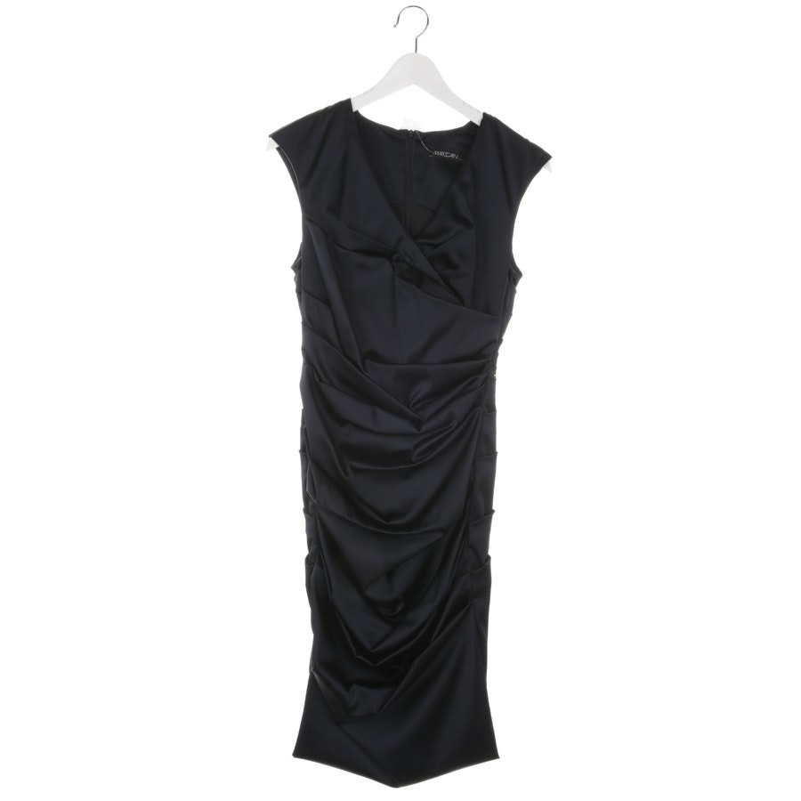 dress from Marc Cain in dark blue size 38 N3