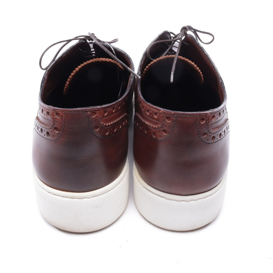loafers from Louis Vuitton in brown size EUR 42 UK 8