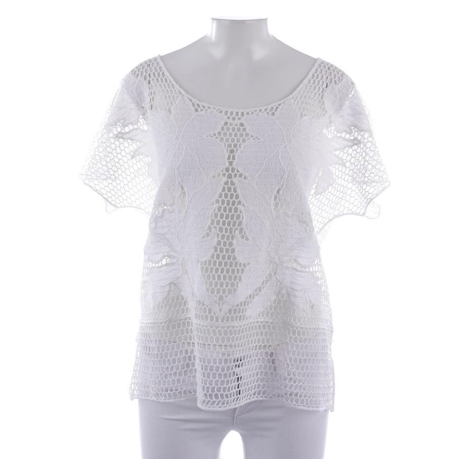 Shirt von Marc Cain in Weiß Gr. M