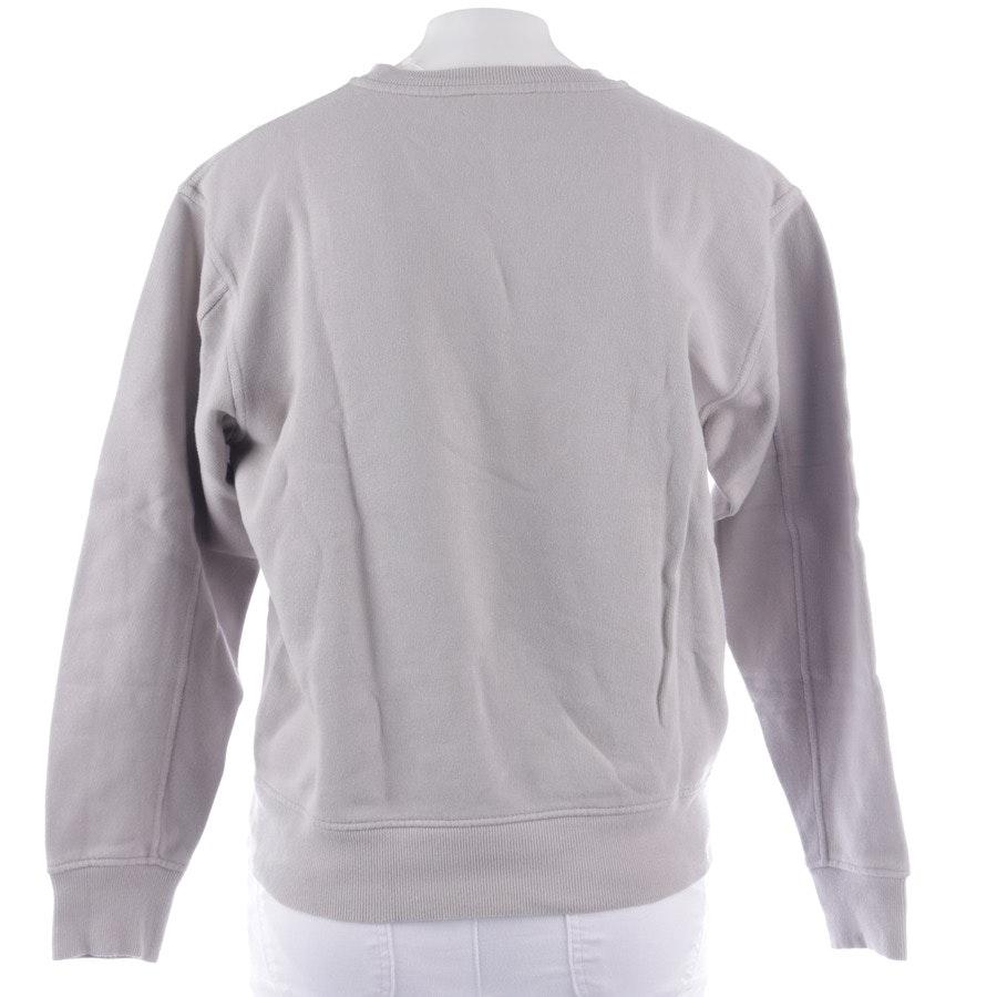 Sweatshirt von Balenciaga in Beigegrau Gr. M