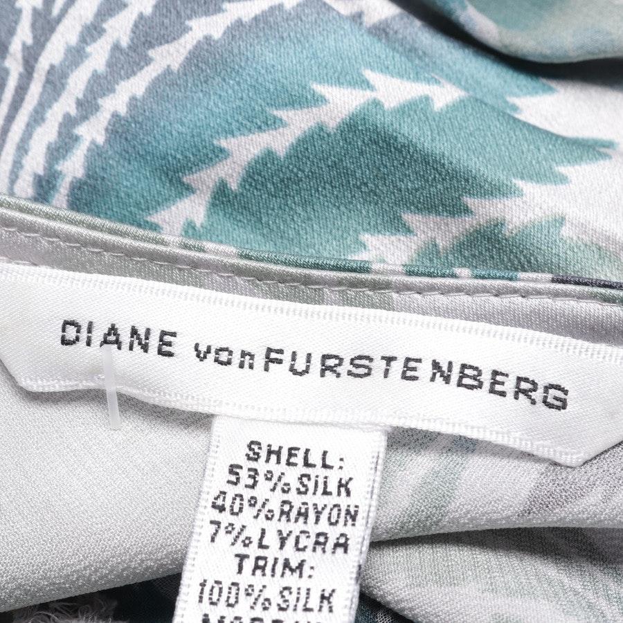 Cocktailkleid von Diane von Furstenberg in Multicolor Gr. 36 US 6