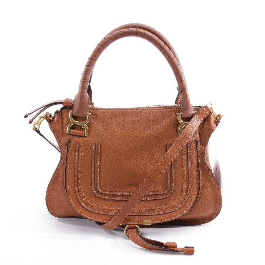 Handtasche von Chloé in Braun - Marcie Tote Bag Medium - Neu