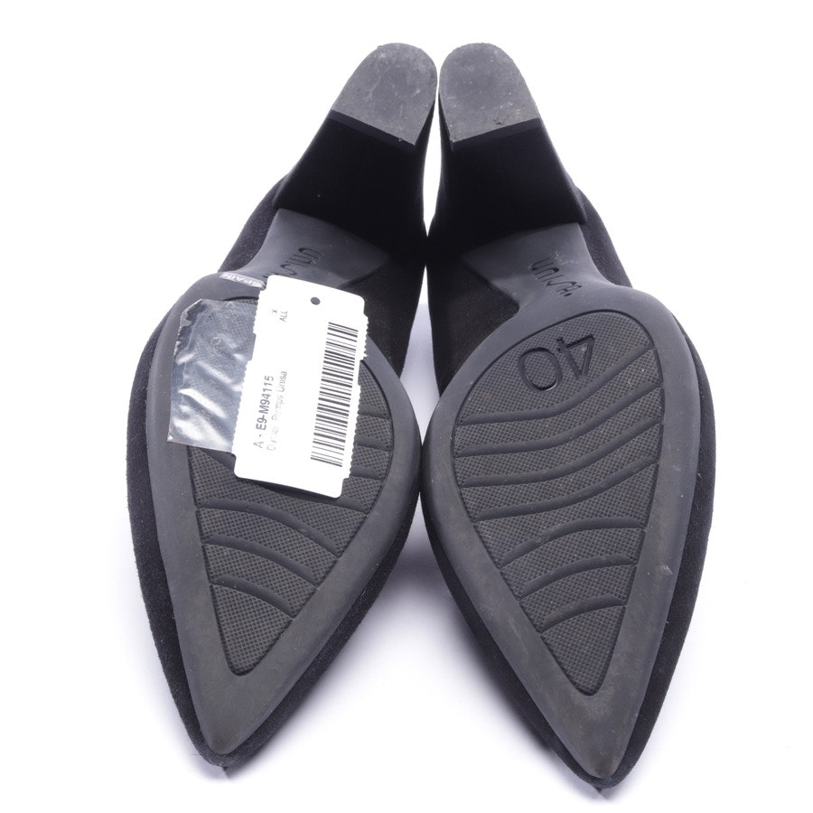 pumps from Unisa in black size D 40