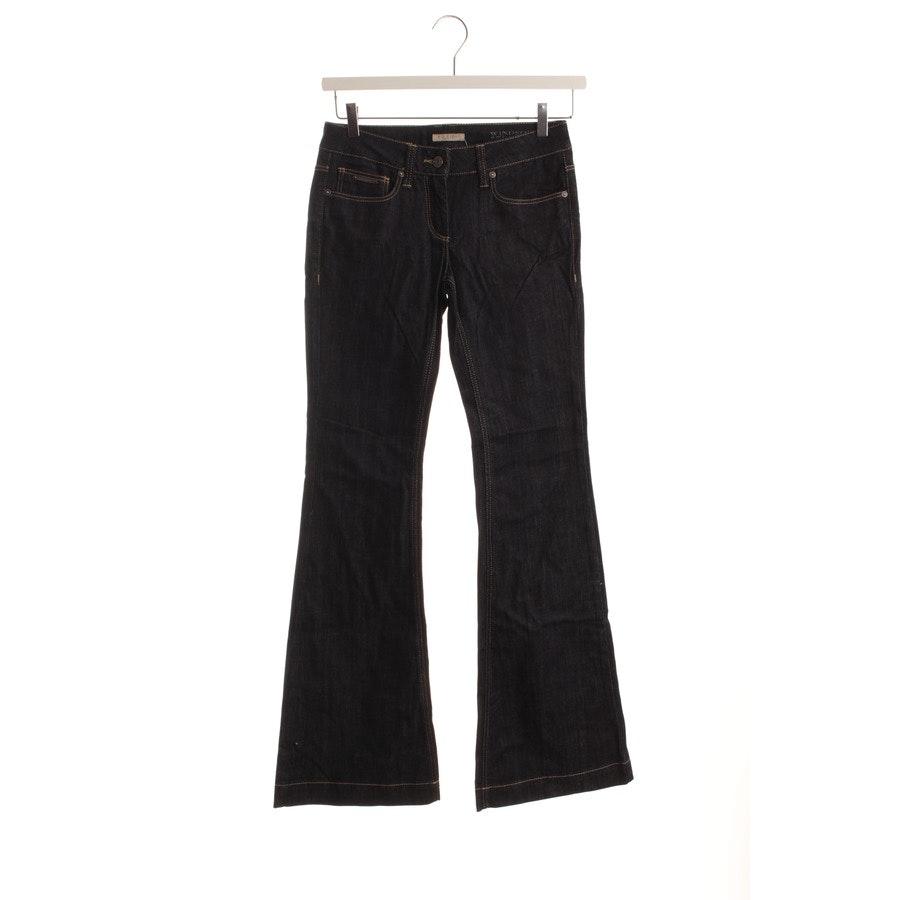 Jeans von Burberry Brit in Dunkelblau Gr. W27