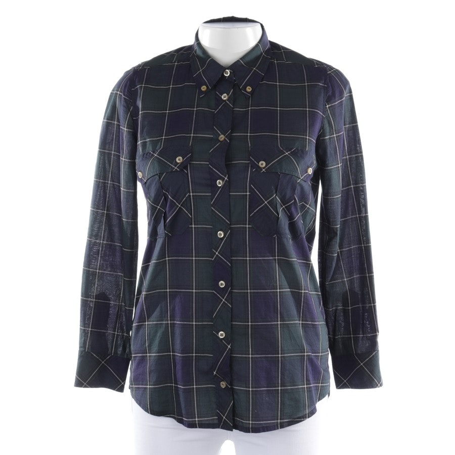 blouses & tunics from Isabel Marant Étoile in dark green and blue size 32 / 0
