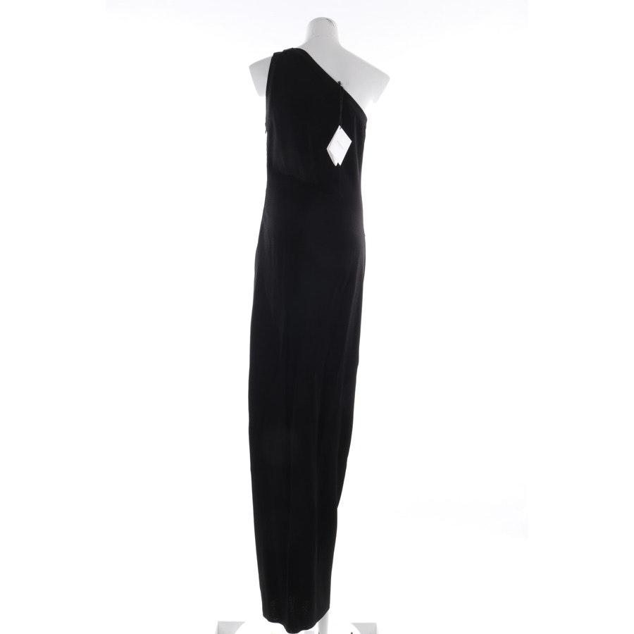 One-Shoulder-Kleid von Balmain in Schwarz Gr. 36 IT 42 - Neu