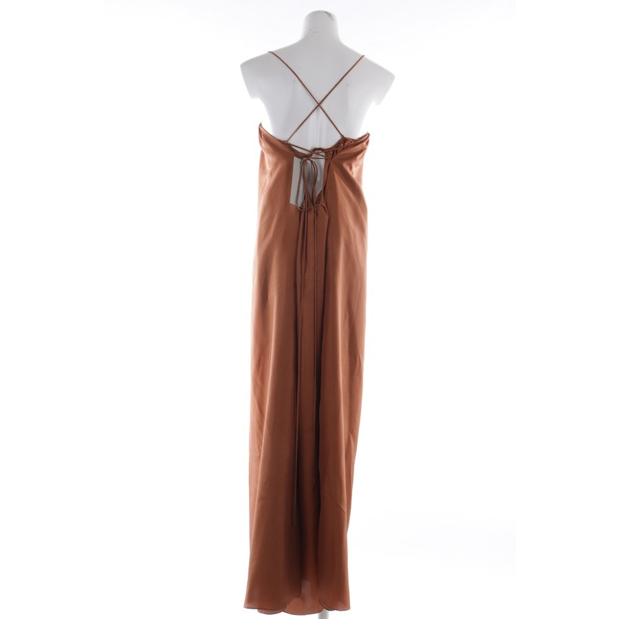 dress from Three Graces in cognac size 10 UK 36 - new