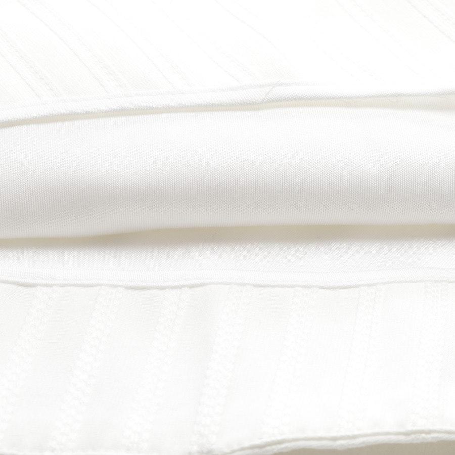 Midikleider von Carolina Herrera in Cremeweiß Gr. 36 - Neu