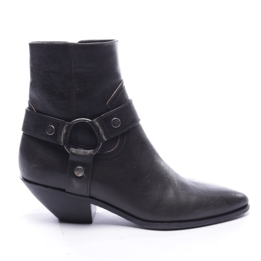 ankle boots from Saint Laurent in black size EUR 39 - new