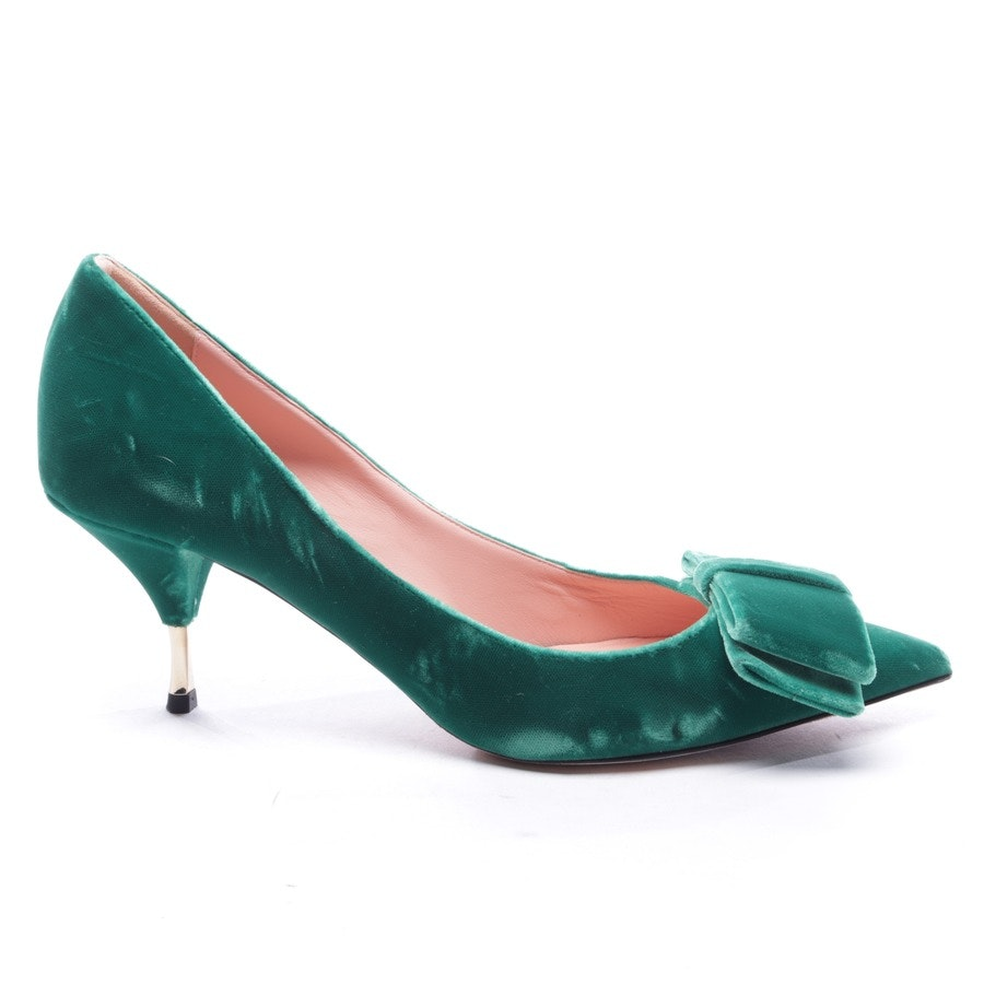 pumps from Rochas in green size D 40 - new
