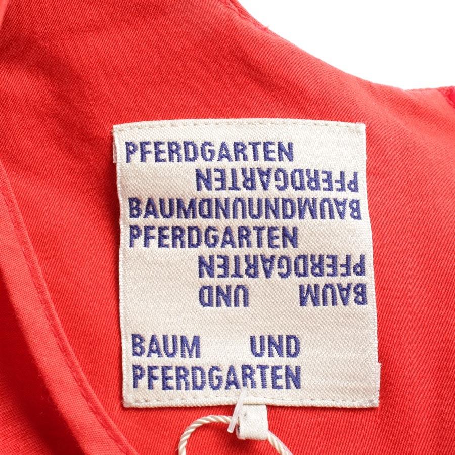 Kleid von Baum und Pferdgarten in Rot Gr. 34 - Neu