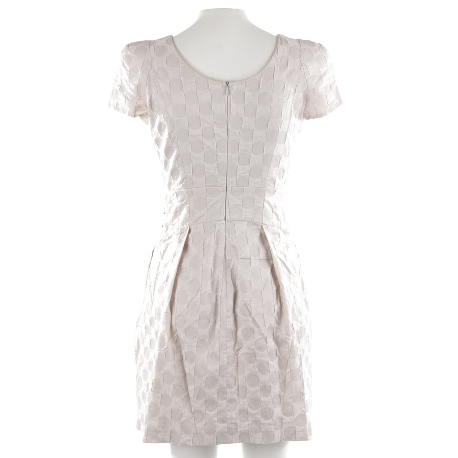 Kleid von Emporio Armani in Champagner Gr. 32 IT 38