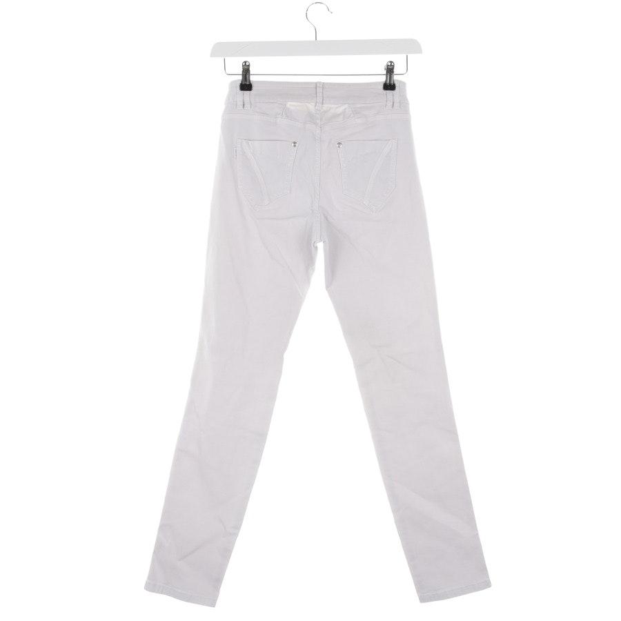 Jeans von Marc Cain in Hellgrau Gr. 36 N6