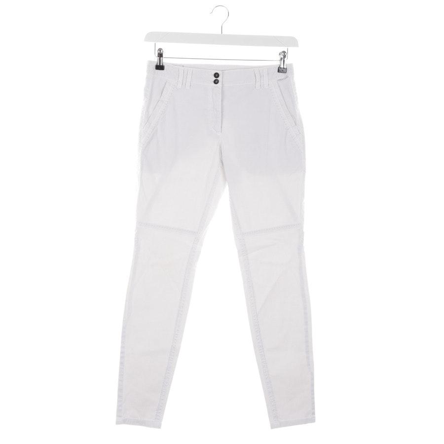 Jeans von Marc Cain Sports in Offwhite Gr. 34 N1