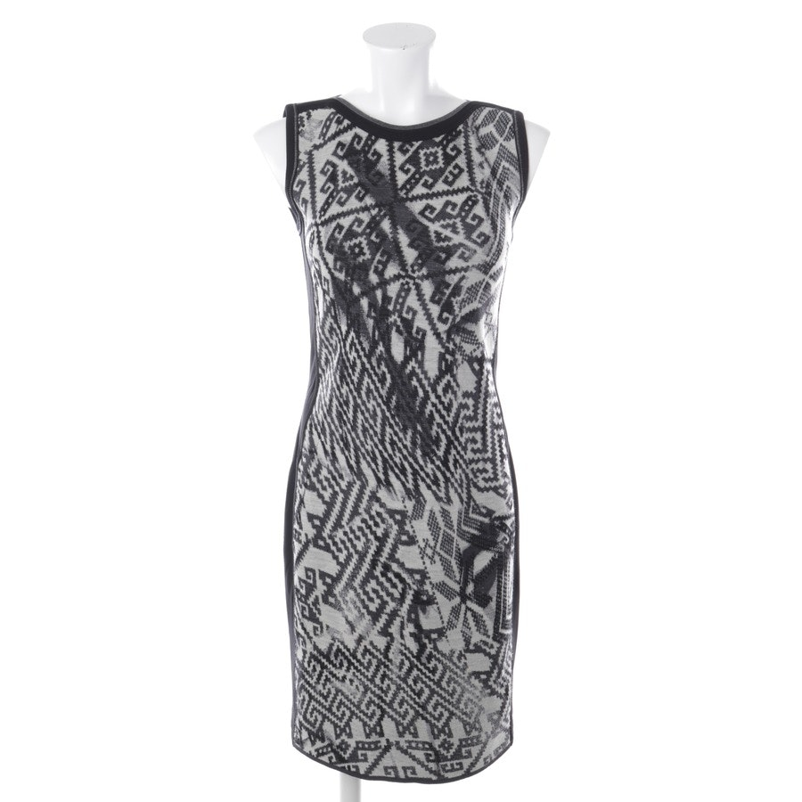 dress from Marc Cain Sports in black and white size 38 N3