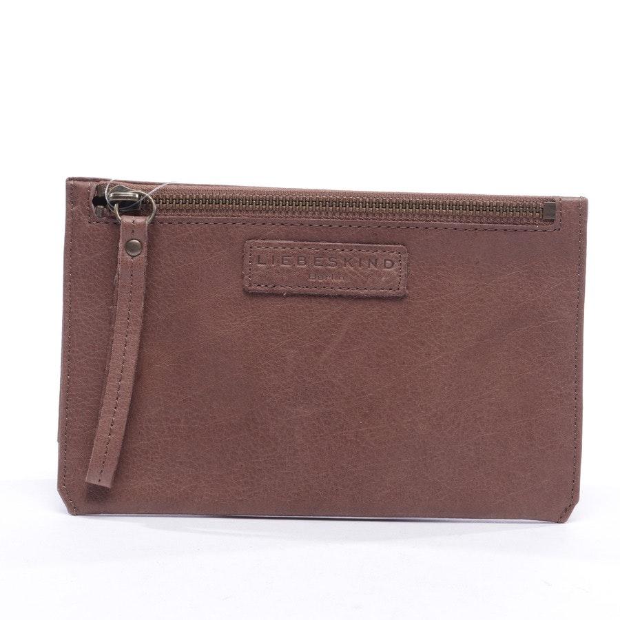 case from Liebeskind Berlin in brown