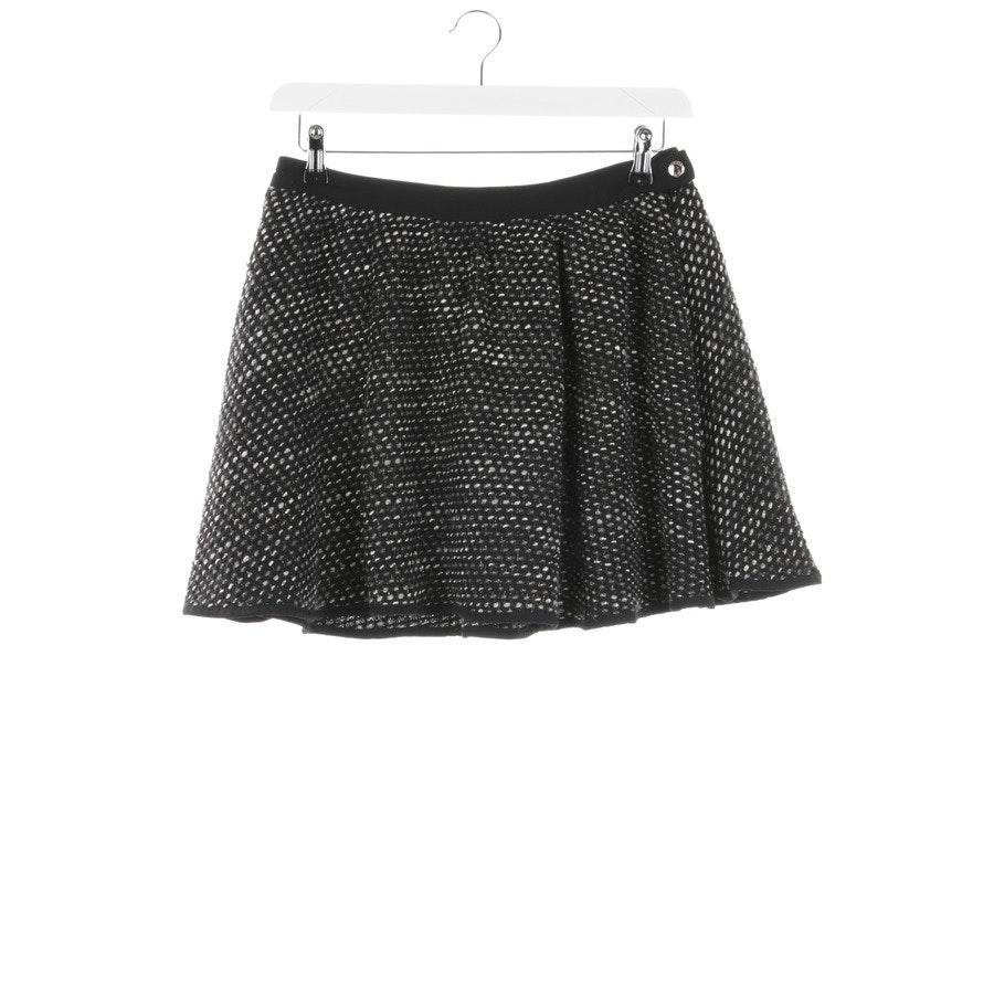 skirt from Patrizia Pepe in black mottled size 38 IT 44