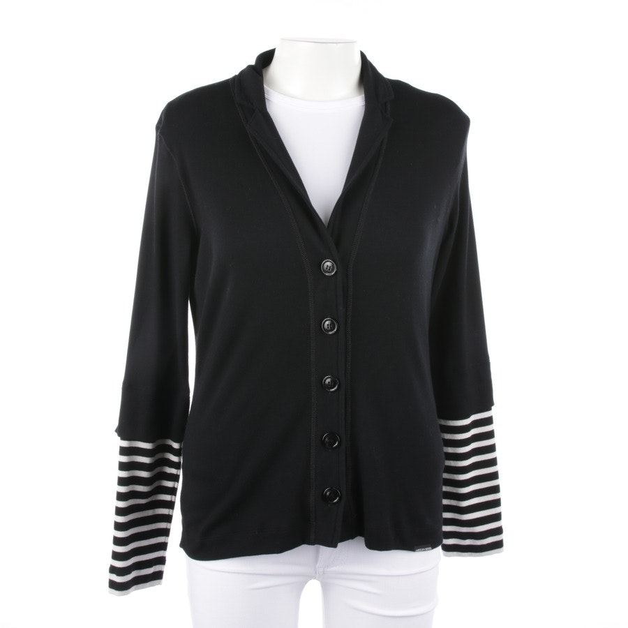 sweatshirt from Marc Cain Sports in black and white size 42 N 5
