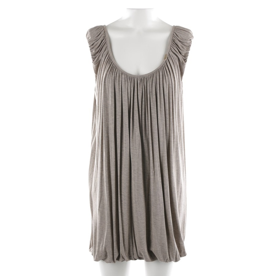 dress from Elisabetta Franchi in beige grey size 32 IT 38