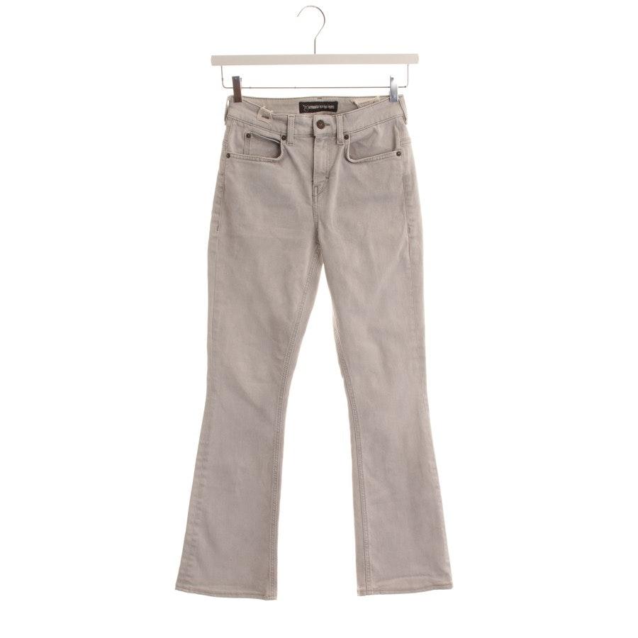 Jeans von Drykorn in Hellgrau Gr. W26