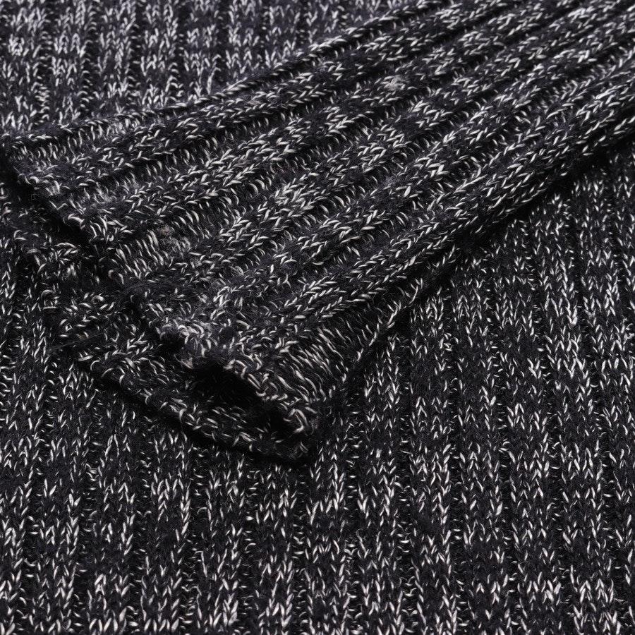 Strickpullover von Isabel Marant in Schwarz und Weiß Gr. 34