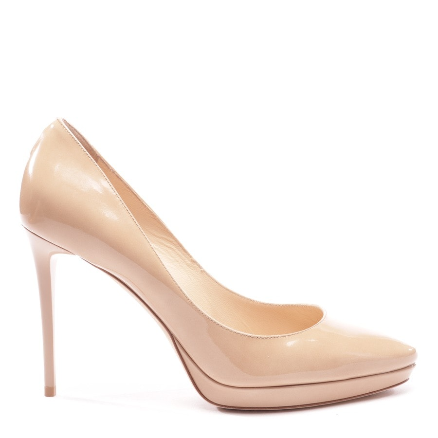 pumps from Jimmy Choo in beige size D 37,5 - new