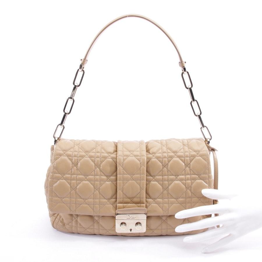 Schultertasche von Dior in Beige - Miss Dior Flap Bag