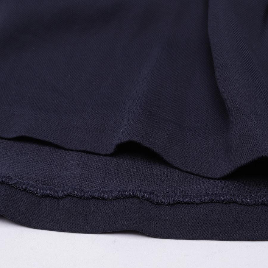 Bluse von Ganni in Marineblau Gr. M