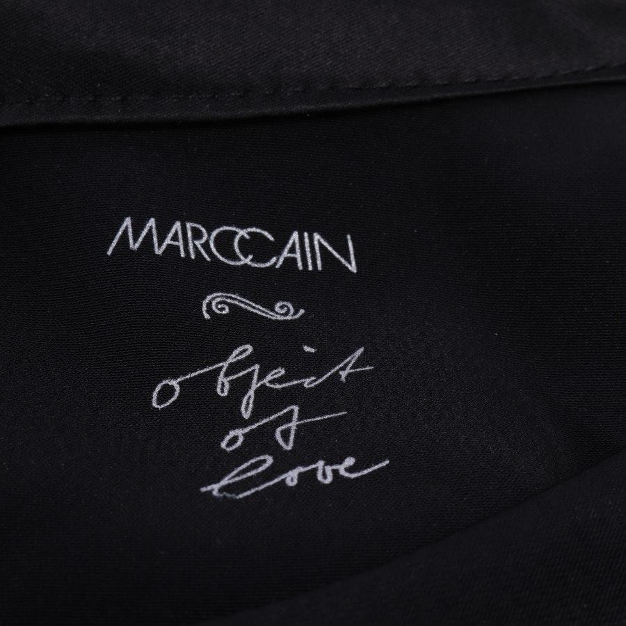 Abendkleid von Marc Cain in Schwarz Gr. 34 N1 - Neu