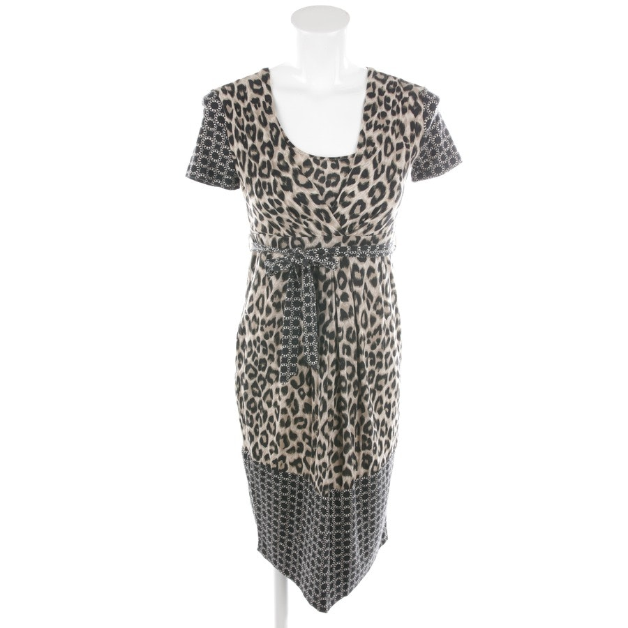 dress from Max Mara in black and brown size S