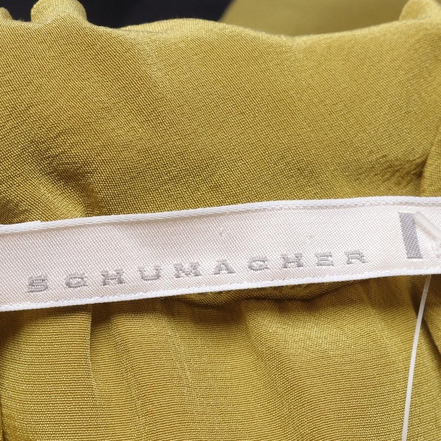 Seidenkleid von Schumacher in Multicolor Gr. 42 / 5