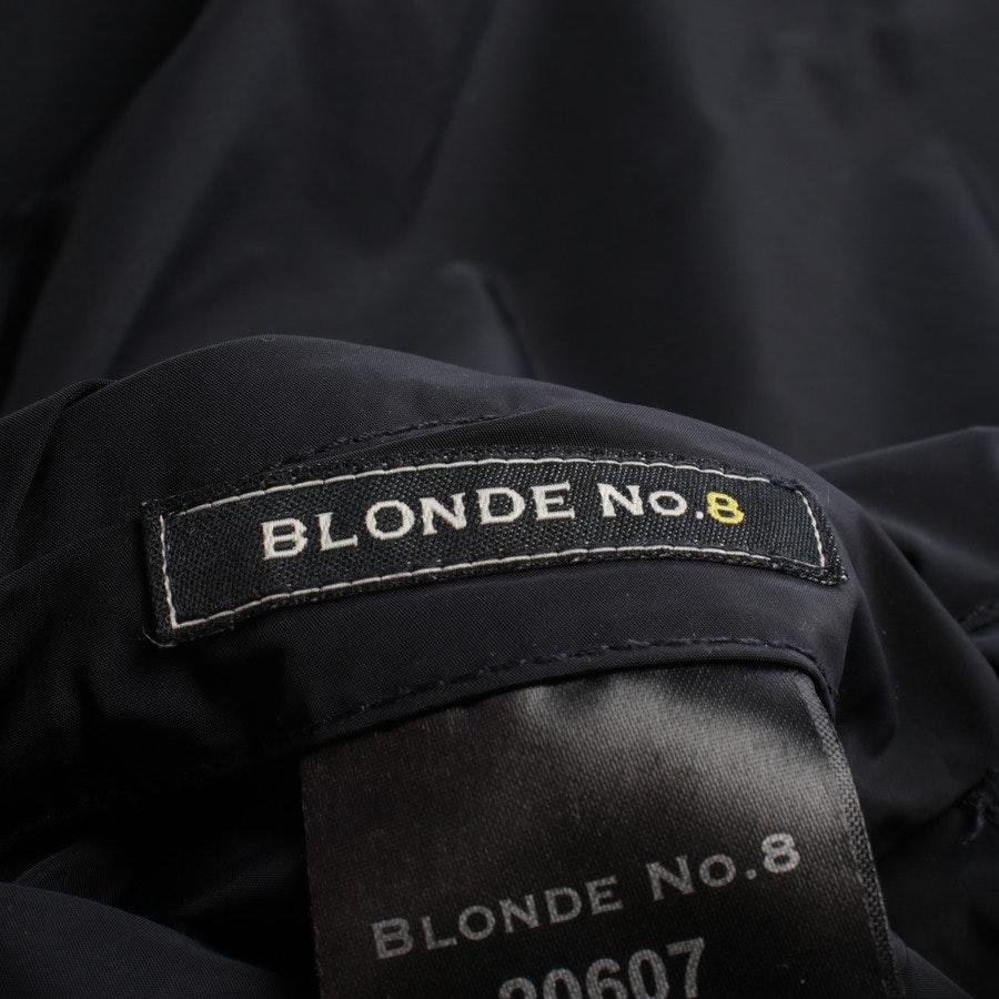 Wendejacke von Blonde No. 8 in Blau und Beige Gr. 34