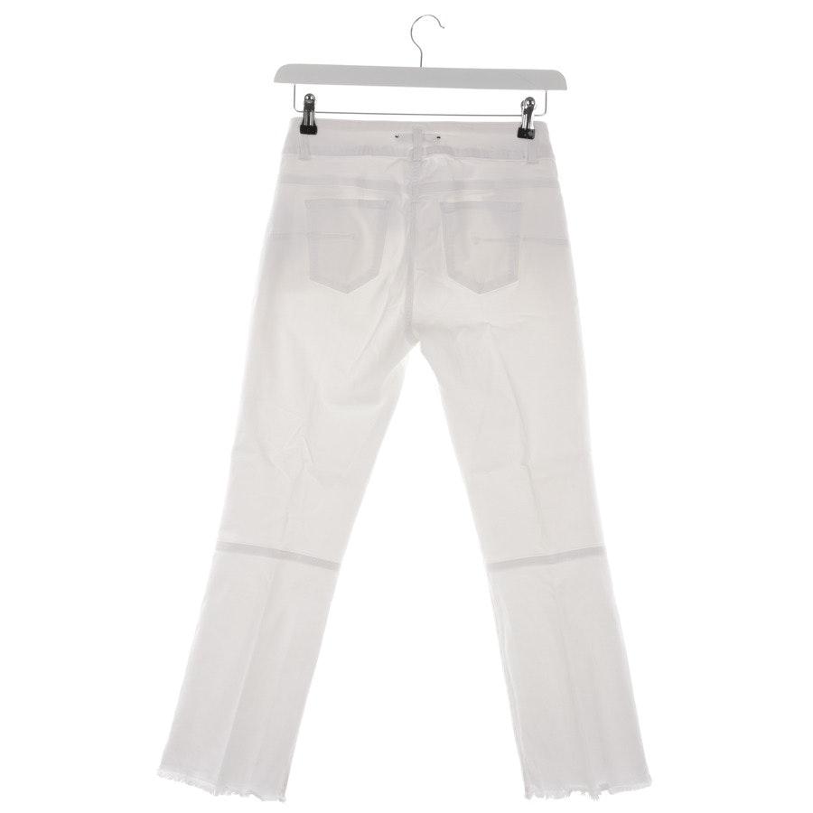 Jeans von Dorothee Schumacher in Creme Gr. 38 / 3